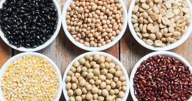 Proteínas vegetais, veganas
